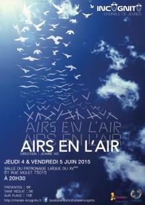 Concert Incognito Paris juin 2015
